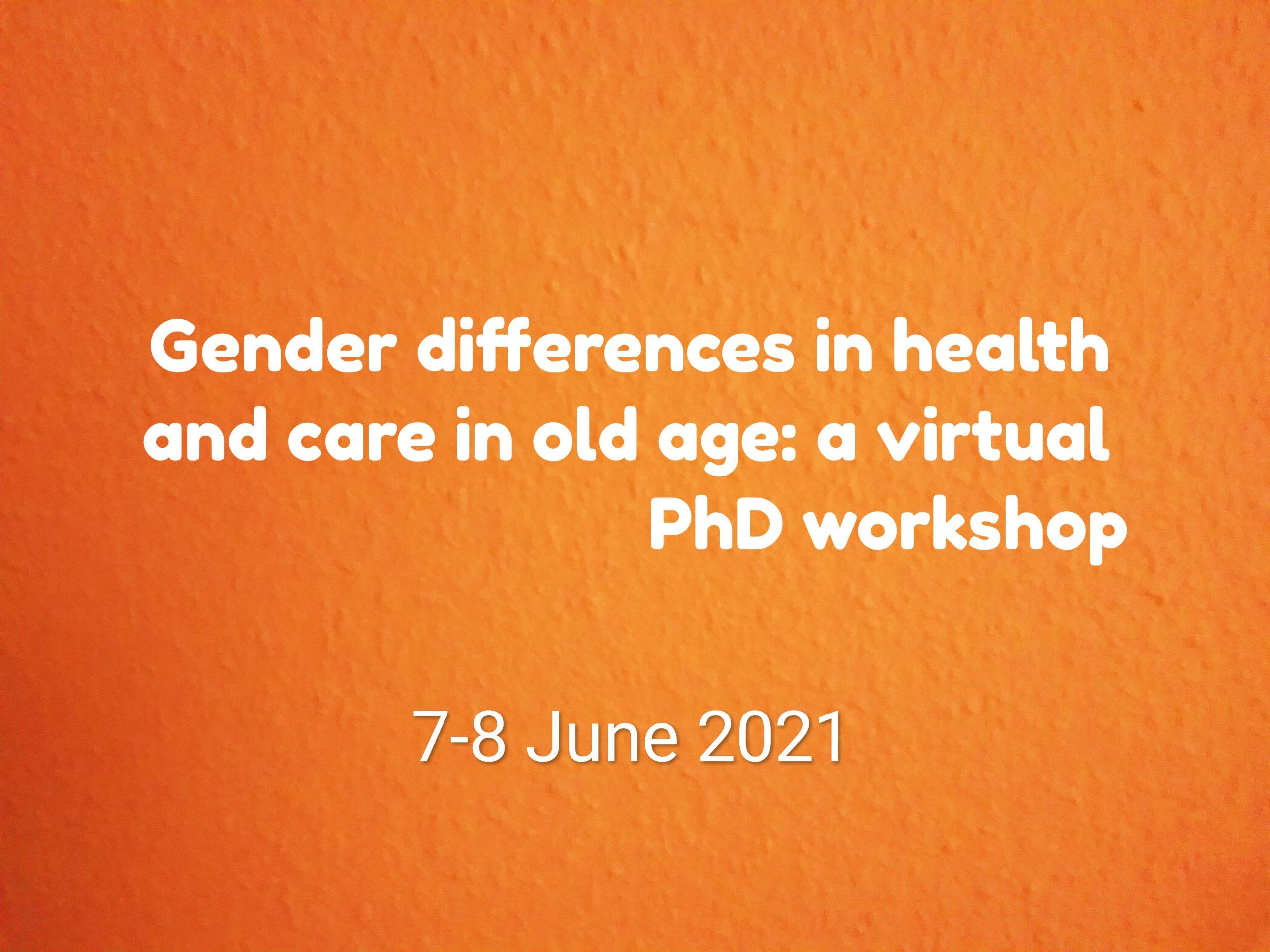 Call for participants – FutureGEN PhD Workshop 7-8 June 2021